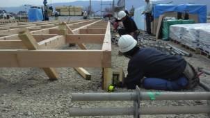 神奈川・三栄ハウス、福島県会津美里町に応急仮設住宅を建設