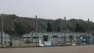 大畠国交相、仮設住宅の建材備蓄を検討