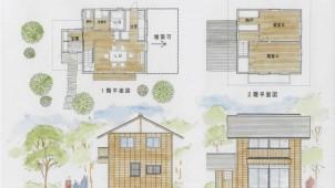 伝統工法による復興住宅を石巻に 工学院大と建材商社MonotaROが計画