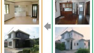 [中古住宅+リノベ事例]空家リノベーションで新築市場を切り崩し