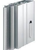 三協立山アルミ 自然換気システム搭載したサッシシステムを発売