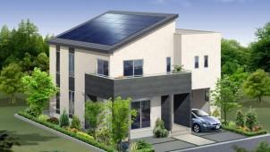富士住建、エネルギー見える住宅を発売