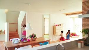 子育て世代が共感できる生活提案型住宅