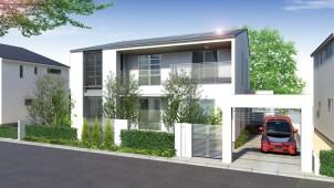 三菱地所ホーム、ゼロエネ仕様住宅を発表