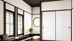三協立山アルミ、和風アルミ室内建具に新色・新デザイン