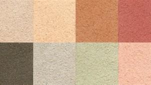 アサノ不燃木材、木粉塗り壁材で不燃材料認定を取得