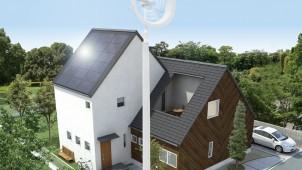 イデアホーム、クリーンエネルギーと蓄電システムを活用した住宅を発表