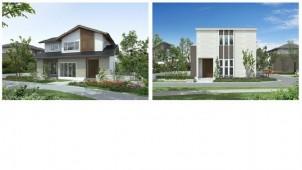 ユニバーサルホーム、土間提案する住宅商品
