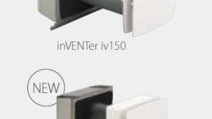 既存換気口に設置できる小径熱交換換気システム