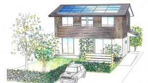 茨城県南木造住宅センター、「いばらきの家 びお」発売