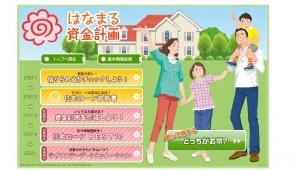 最適な住宅ローン選択・資金計画ができる営業支援サービス