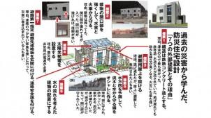 イシンが低コスト・短工期な「防災住宅」を開発