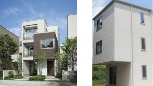 空間の自由度向上する都市型3階建て 大和ハウス