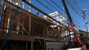 カネシン、大型木造支援キャンペーン
