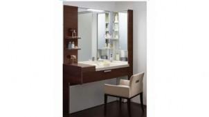 LIXIL、収納・節約アイテム搭載の洗面化粧台