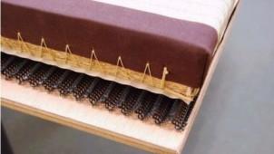畳のカビ防止する波状シート 合板下地の上に敷設して通気