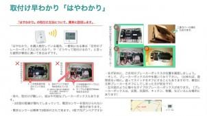 簡易電力モニターの設置方法をネットで公開