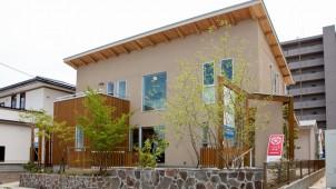 LCCM住宅認定で初の「5つ星」 エコワークスと新産住拓