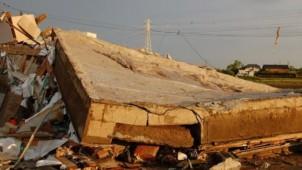 国総研と建研、つくば竜巻建物被害調査概要を公表
