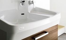 クリナップ、洗面化粧台をモデルチェンジ