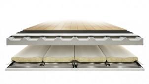 木造・軽量鉄骨賃貸向けに高遮音床を搭載