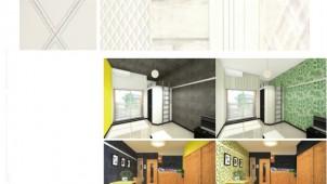 レオパレス、壁紙張り替えサービスに冬季限定色