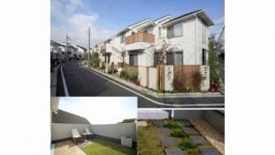 街区全体で通風設計した分譲団地 細田工務店