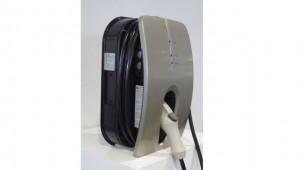 補助金対応、壁掛けタイプのPHV・EV用充電器