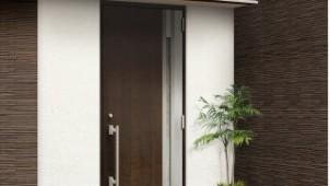 LIXIL、豊富なデザインそろう大臣認定防火設備ドア