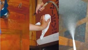 既存住宅向け、5年保証のホウ酸防蟻工法を供給-日本ボレイト