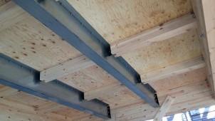 新日鐵住金とタツミ、小梁にH形鋼使う「スマートビーム工法」の販売展開を強化