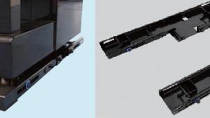制震技術を応用、アップライトピアノ用転倒防止装置