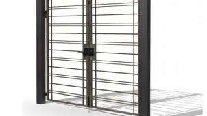 YKK AP「高級感あるのに求めやすい」アルミ鋳物門扉