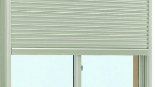 YKKAP、防火窓Gシリーズに防犯+通風両立する新アイテム