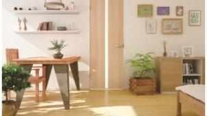 大建工業、トレンドに対応するドア・収納の新シリーズ「ハピア」
