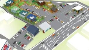 「ハウジングパーク郡山南」を移転、全棟でヒートポンプ設備提案