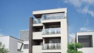 大和ハウスが初の5階建て住宅、多世帯同居・賃貸併用ニーズに対応