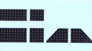 三菱電機、高出力化した無鉛はんだ太陽電池モジュールを発売