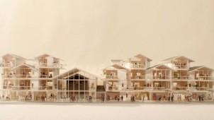 「TeMaLiアーキテクツ」が岩手・釜石で住宅ワークショップ