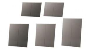 シャープ、シースルー太陽電池モジュールのラインナップを強化
