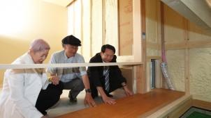 明石市の住空間設計Labo、佐伯チズ氏とコラボしたモデルハウス
