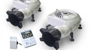 セイホープロダクツ、床下専用換気システムを発売