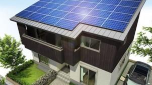 東新住建、10kWの太陽光発電搭載住宅を発売
