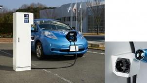 椿本チエイン、電気自動車から給電できる電力システムを開発