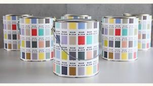 日本ペイント、144色の内装用水性つや消し塗料を発売