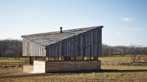 ハーバード大生設計のサステナブル住宅を北海道に建築 LIXIL財団