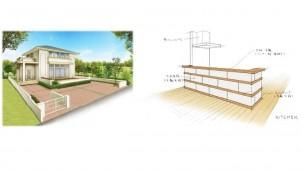 オーガニックハウス、30代向けに高コスパ住宅シリーズ「ラ グランジ」