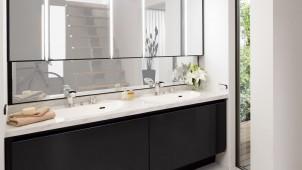 LIXIL、デザインと機能を追求した最上位洗面化粧台を投入
