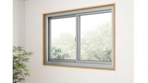 LIXIL、最短2時間で窓リフォームできるカンタン施工部材