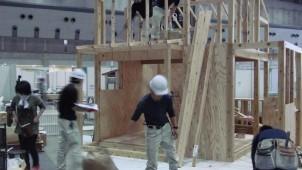 4月24日から日本ホビーショー 「小屋女子計画」が木の家をDIY